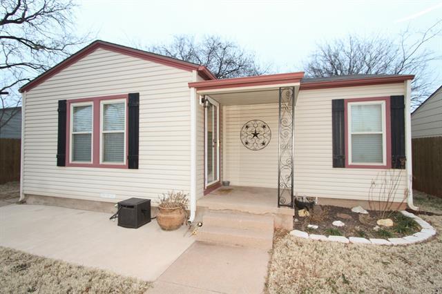 417 Larkin Street, Abilene, TX 79605