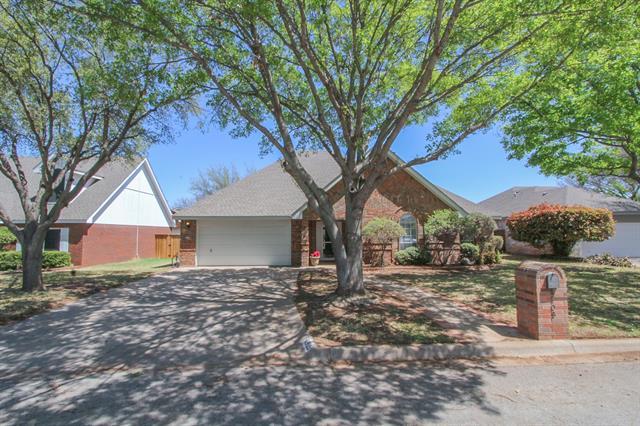 4909 Terri Ann Circle, Abilene, TX 79606