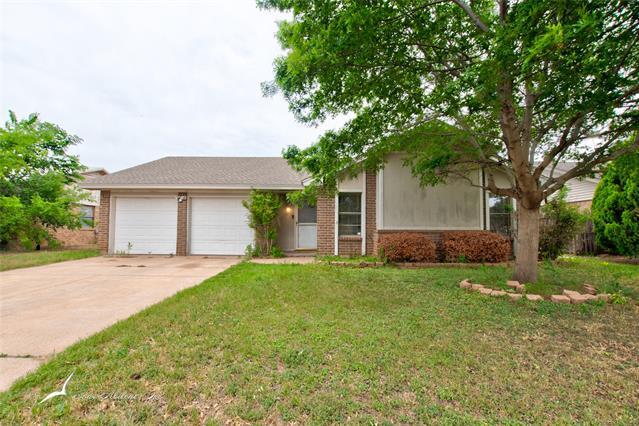 2325 Kerry Lane, Abilene, TX 79606