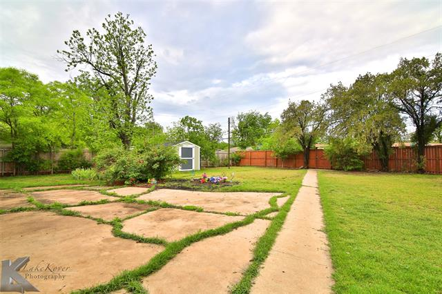 402 Hawthorne Street, Abilene, TX 79605