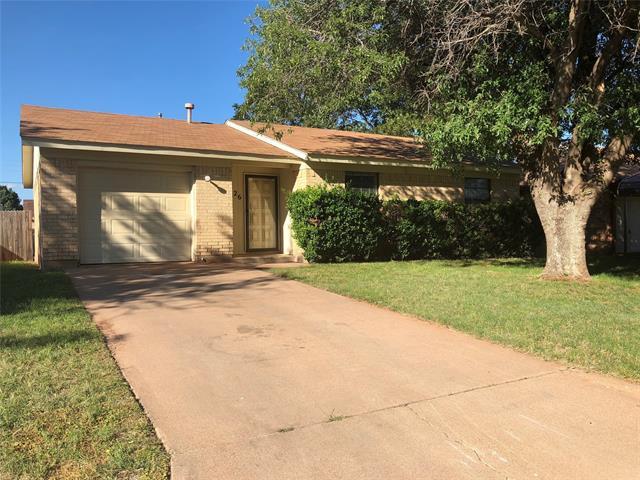 5326 Fairmont Street, Abilene, TX 79605