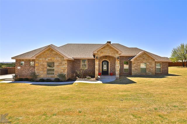 102 Lindley Court, Tuscola, TX 79562