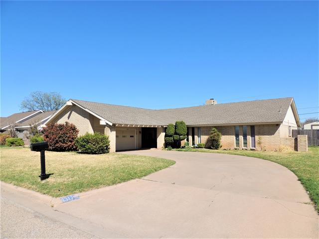 4317 Flintrock Drive, Abilene, TX 79606