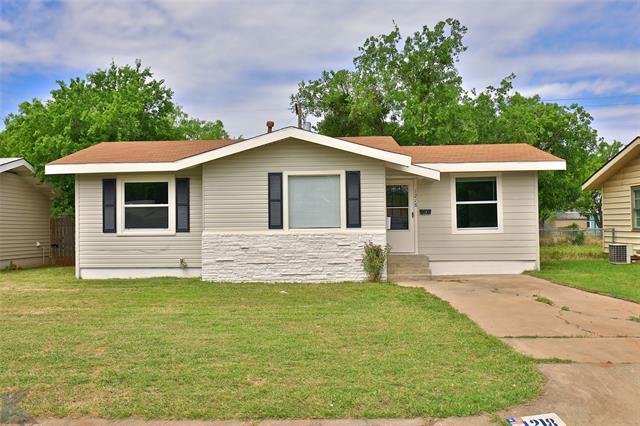 1218 S San Jose Drive, Abilene, TX 79605