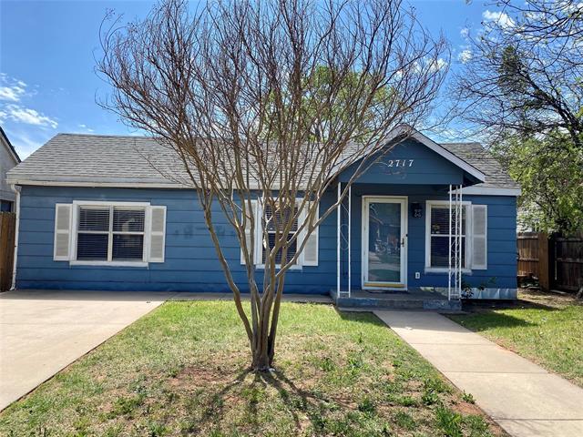 2717 Russell Avenue, Abilene, TX 79605