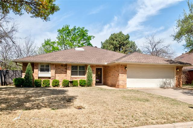 1722 Bent Tree Drive, Abilene, TX 79602