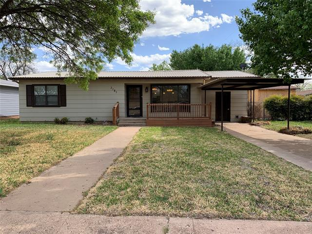 3181 S 19th Street, Abilene, TX 79605