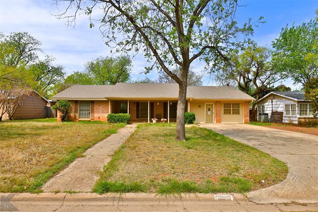 526 Hawthorne Street, Abilene, TX 79605