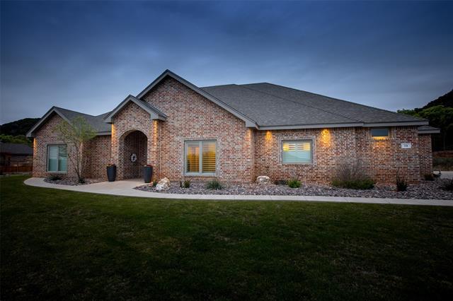 126 Golden Eagle Court, Tuscola, TX 79562