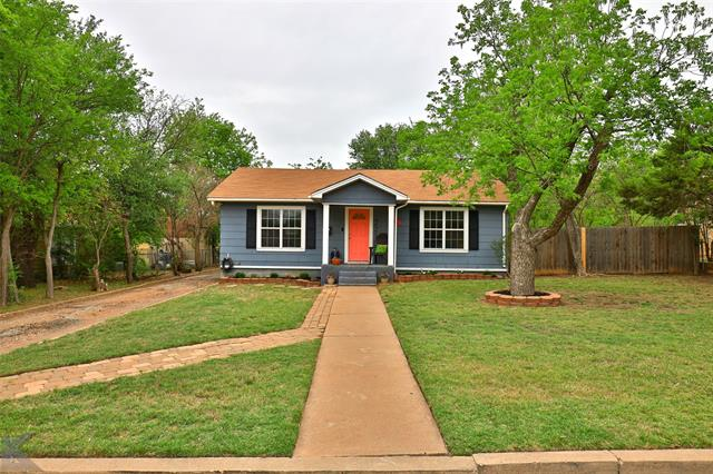2210 S 8th Street, Abilene, TX 79605