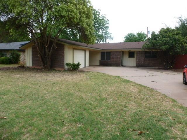 1701 Glendale Drive, Abilene, TX 79603