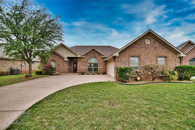 7910 Starlight Drive, Abilene, TX 79606