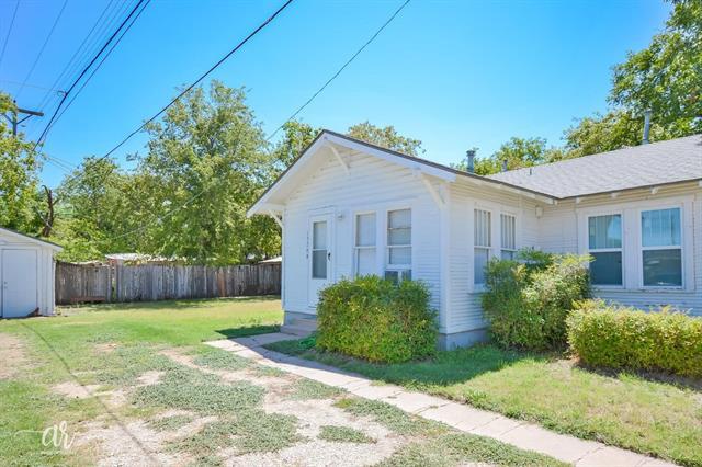 1329 S 11th Street, Abilene, TX 79602