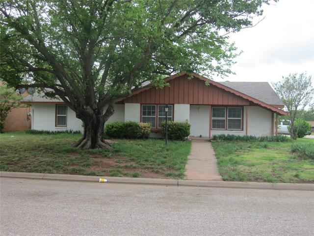 1738 Minter Lane, Abilene, TX 79603