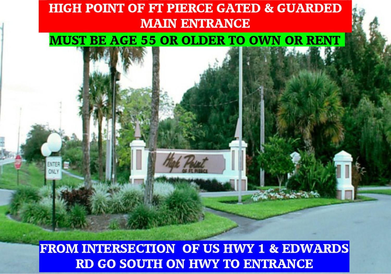 727 High Point Boulevard, Fort Pierce, FL 34982