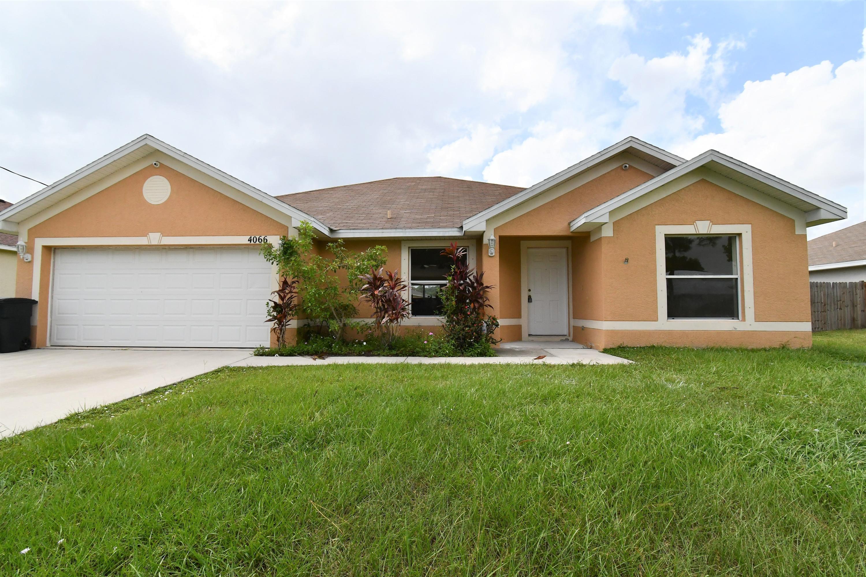 4066 Sw Canrady Street, Port Saint Lucie, FL 34953