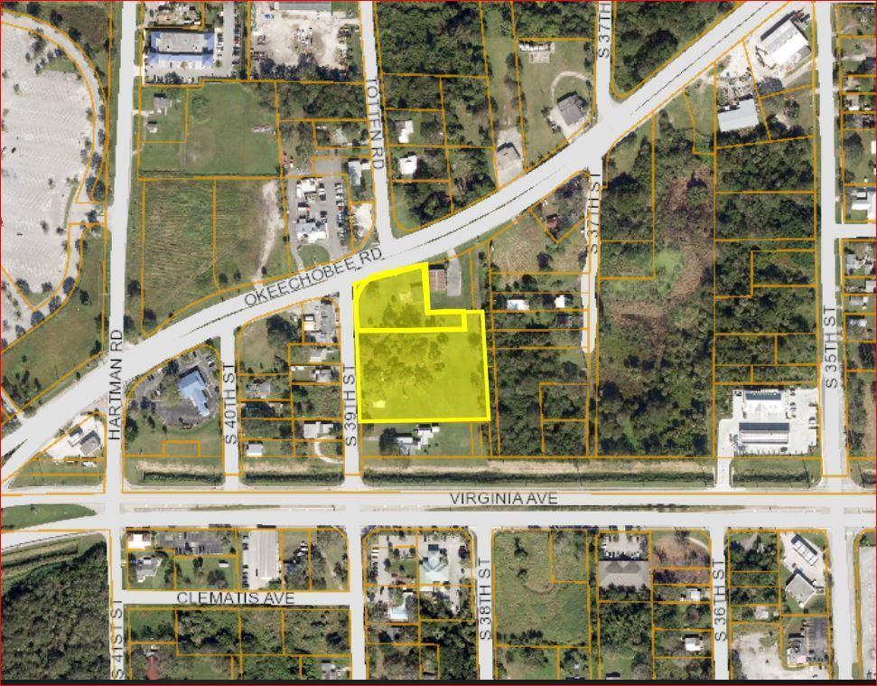 3805 S Okeechobee Street, Fort Pierce, FL 34947