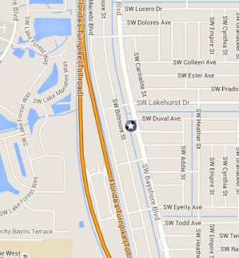 1074 Sw Bayshore Boulevard, Port Saint Lucie, FL 34983