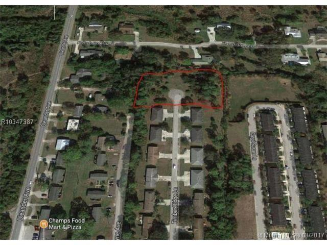 4400 Timber Ridge Lane, Fort Pierce, FL 34982