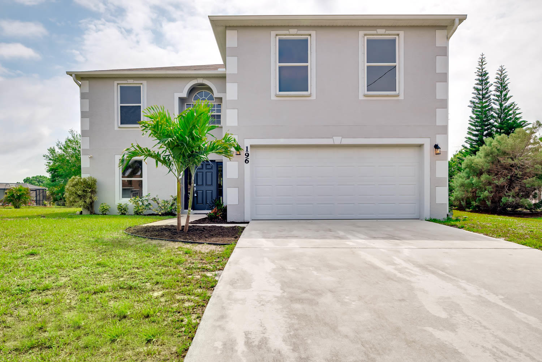 196 Sw Nina Court, Port Saint Lucie, FL 34953