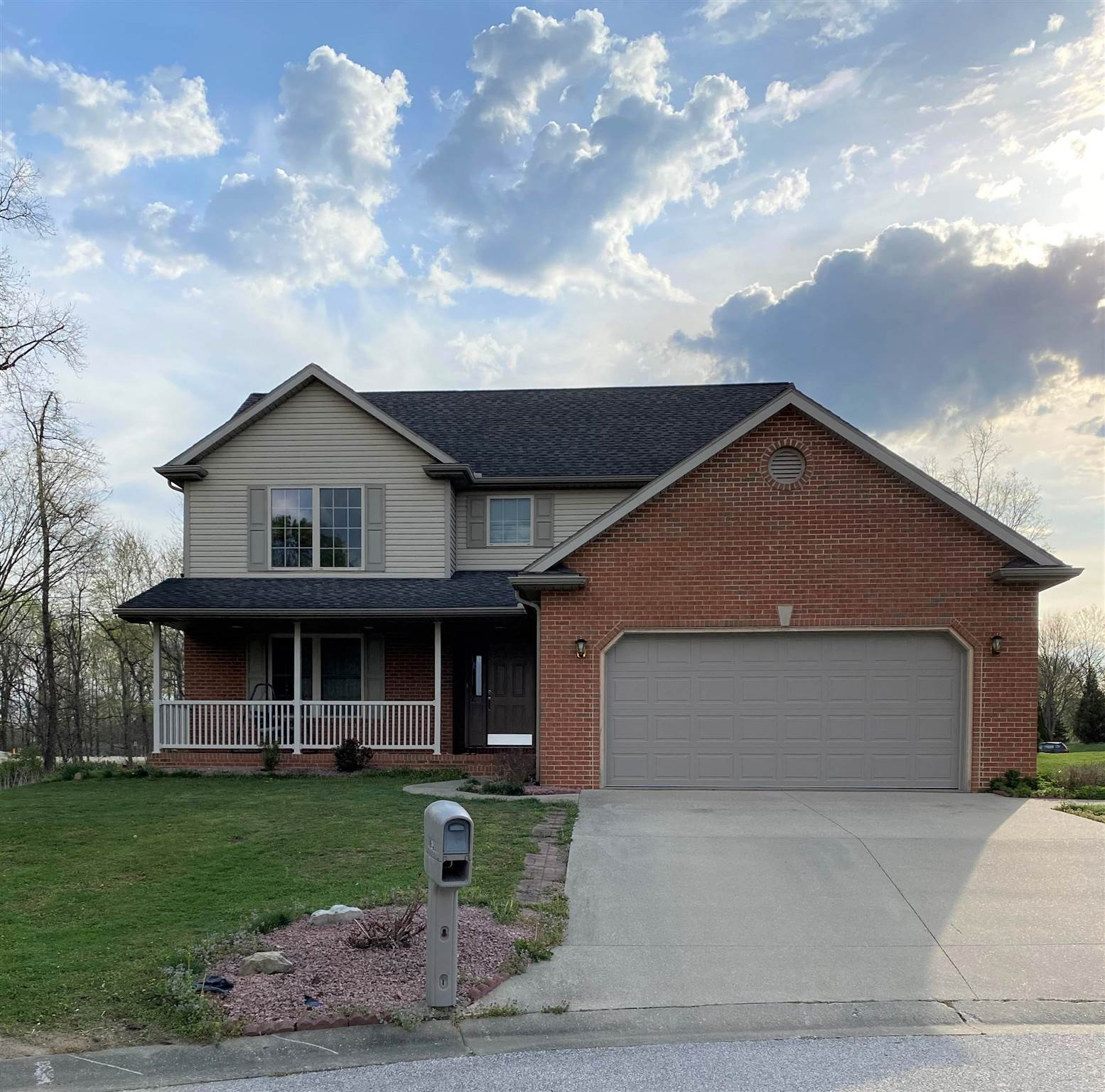 4180 Timberpoint Court, Jasper, IN 47546