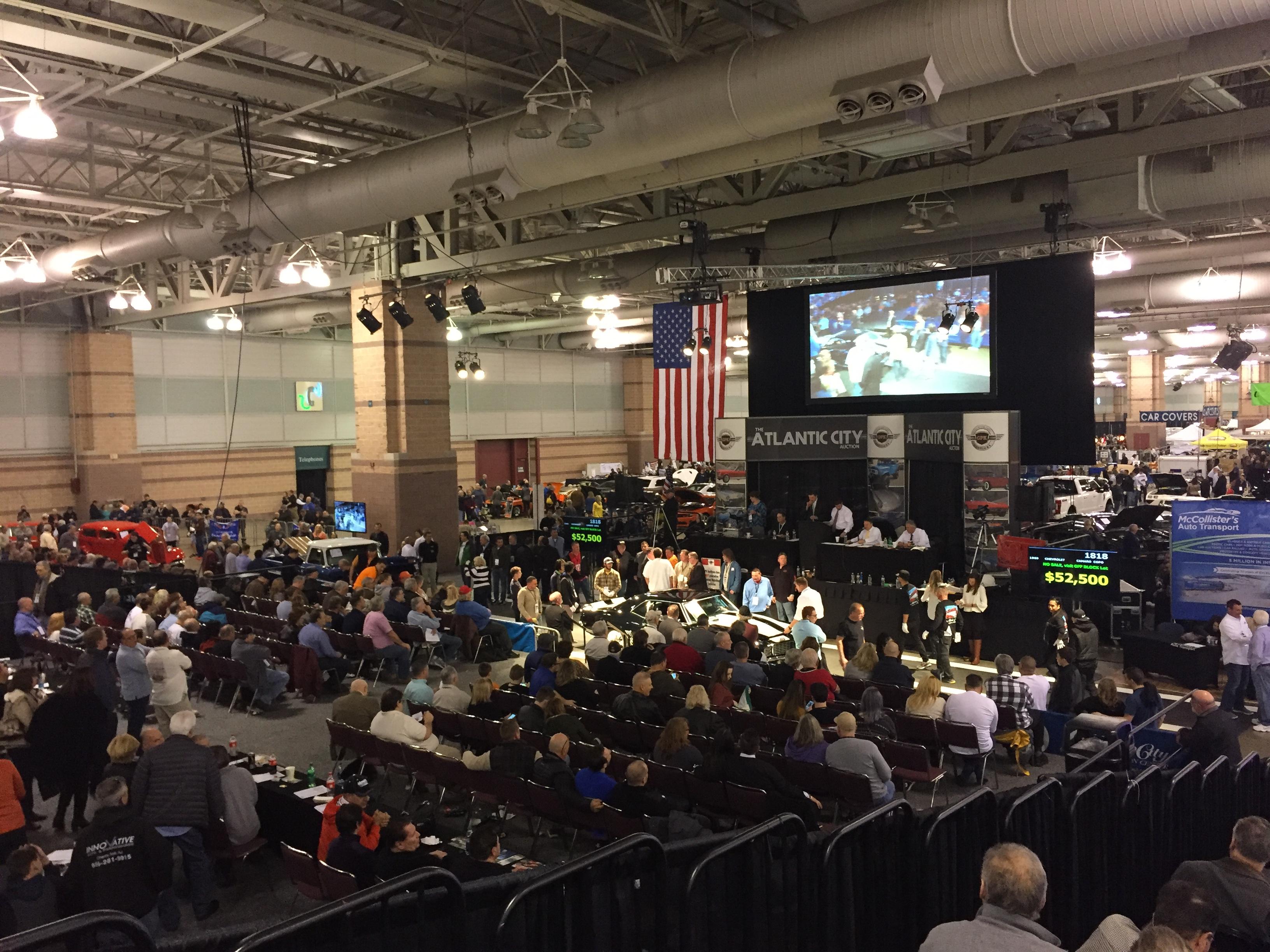 Atlantic City Auction Car Show MeetAC Photo Source - Atlantic city convention center car show