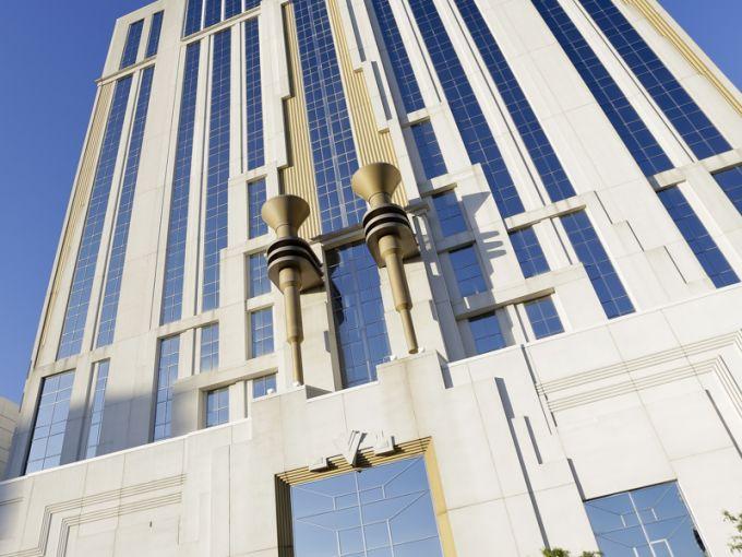 Resorts, Casino, Exterior, Facade, Hotel