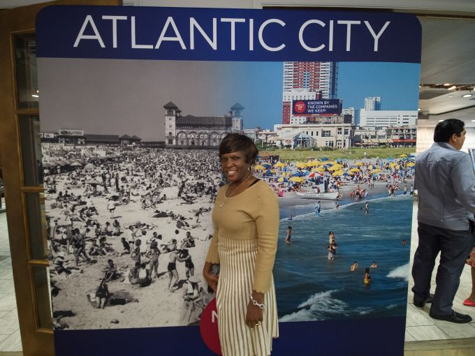 Atlantic City, DC, annual event, showcase, restaurant, food, cocktails, stations, interactive, fun, games, networking, connecting, meeting planners, meeting professionals, clients