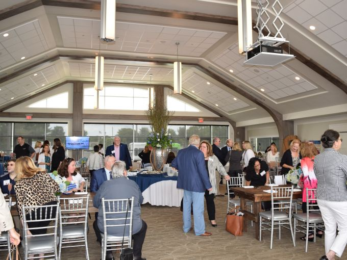 Atlantic City, luncheon, showcase, networking, clients, partners, restaurant, venue, outdoor, decor, meetings, conferences, conventions, food, beverage, nautical, historic, revitalization, business, meeting planners, meeting professionals