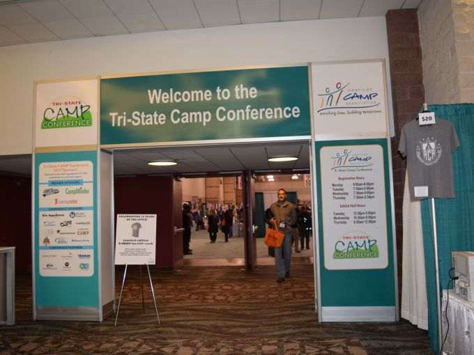 Atlantic City, convention center, conference, camp, counselors, staff, youth, professionals, education, learning, networking, summer camp, children
