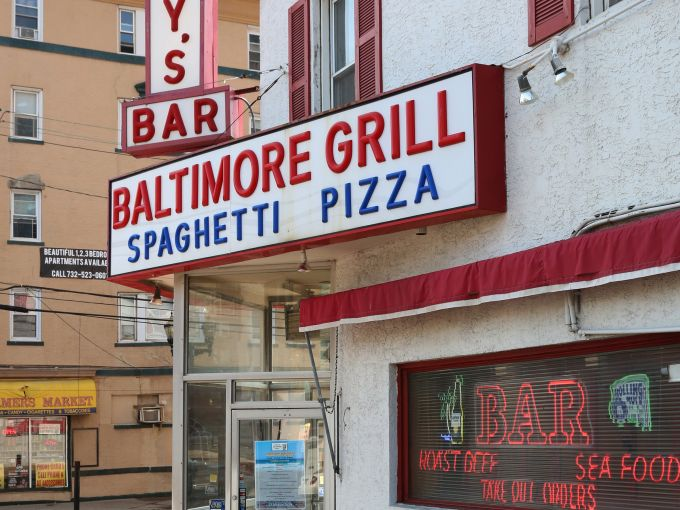 Atlantic City, restaurant, local eats, Italian, pizza