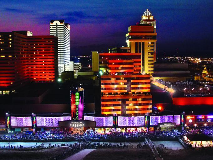 Tropicana, Casino, The Quarter, Restaurants, Shopping, Exterior, Hotel