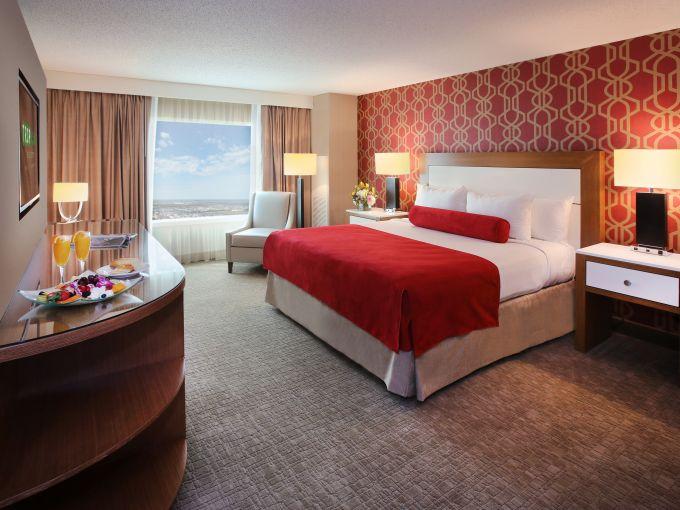 Tropicana, Casino, The Quarter, Restaurants, Shopping, Interior, Hotel, Room, Suite, Views
