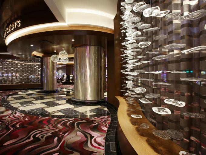 Tropicana, Casino, The Quarter, Restaurants, Shopping, Interior, Hotel, Gambling