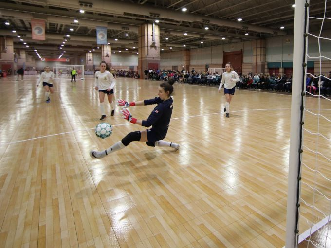 Atlantic City, Convention Center, casino, hotel, resort, gaming, destination, dining, entertainment, nightlife, beach, boardwalk, ocean, meeting space, event, indoor, sports, sport court, soccer, futsal