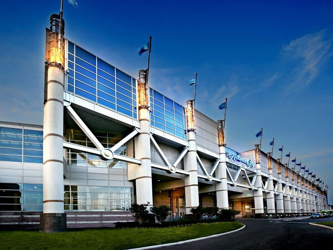 Atlantic City, Convention Center, destination, exterior, façade, meetings, trade shows, conferences, conventions, expos