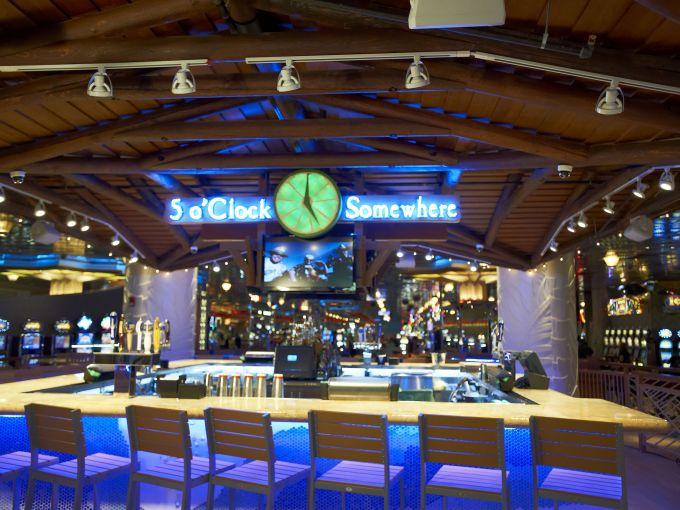 Resorts, Casino, Interior, LandShark, Margaritaville, Bar, Hotel