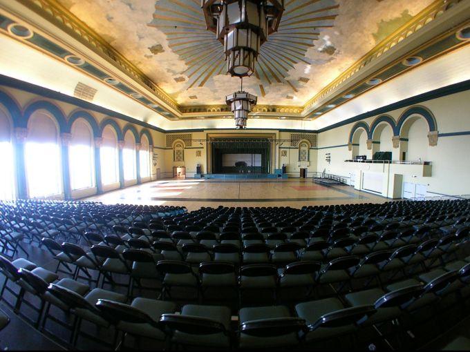 Atlantic City, Boardwalk, Boardwalk Hall, Historic, Landmark, Pipe Organ, Tours, Entertainment, Boxing, Miss America, Sporting Events, Sports, Hall, Conventions, Arena, Concerts, Interior, Ballroom
