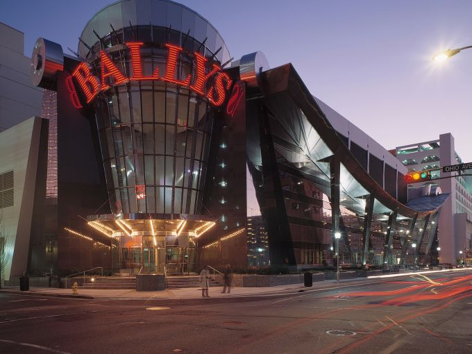 Bally's, Exterior, Casino, Atlantic City, Caesars Entertainment