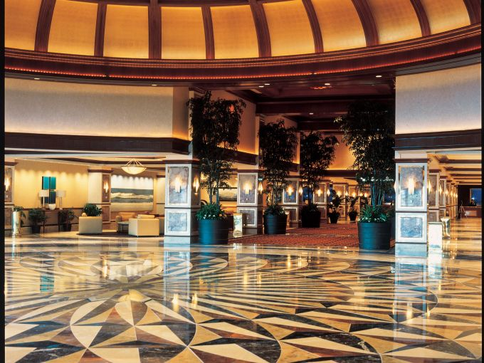 Harrah's, Casino, Lobby, Interior