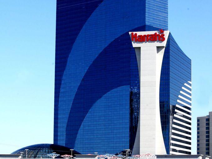 Harrah's, Exterior, Casino, Marina District