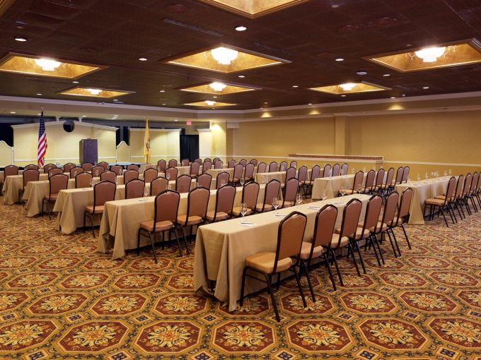 Claridge, Hotel, Historic, Interior, Ballroom, Meeting Space, Meetings, Conferences, Atlantic City, Boardwalk