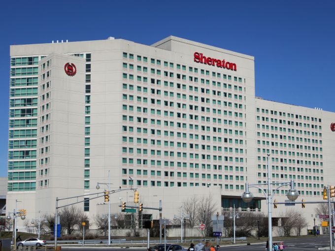 Sheraton, Atlantic City, Hotel, Convention Center, Downtown, Exterior