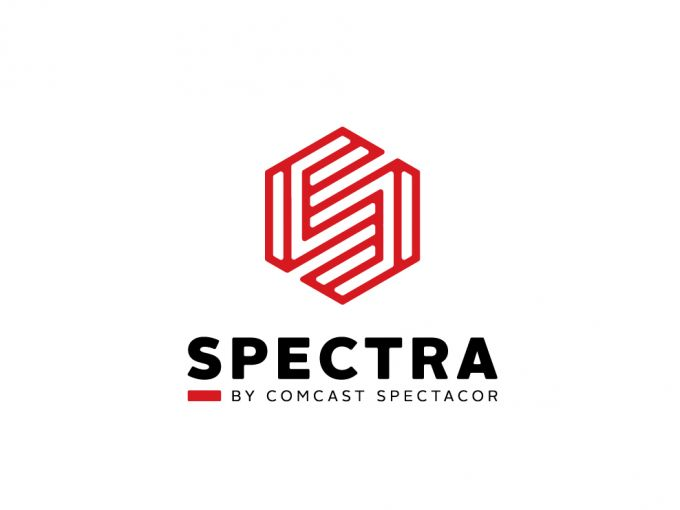 Spectra By Comcast Spectacor logo