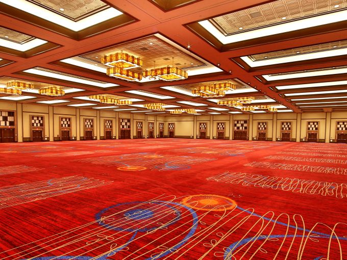 Harrah's, Casino, Interior, Ballroom, Conference Center, Waterfront, Marina District, Meetings, Conferences, Events, Tradeshows, Technology