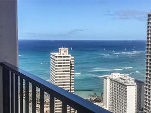 201 Ohua Avenue Waikiki Banyan Condo For Sale - ocean view