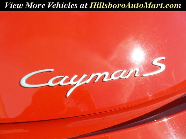 2006 Porsche Cayman S photo