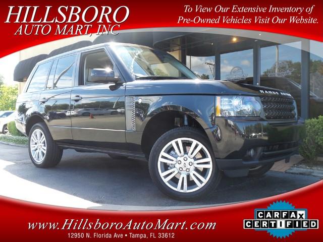2011 Land Rover Range Rover HSE photo