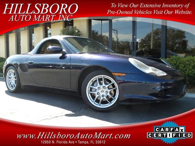 2003 Porsche Boxster photo