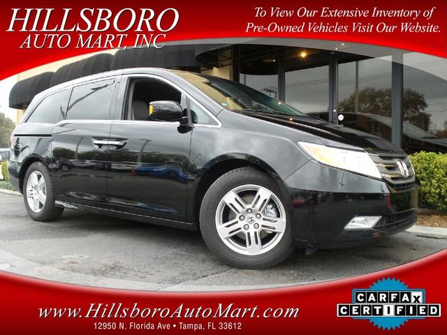 2011 Honda Odyssey Touring photo